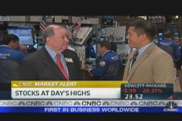 Art Cashin's Market Outlook