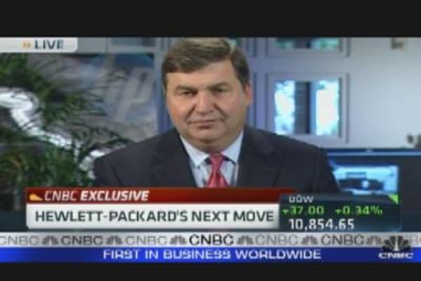 Hewlett-Packard's Next Move