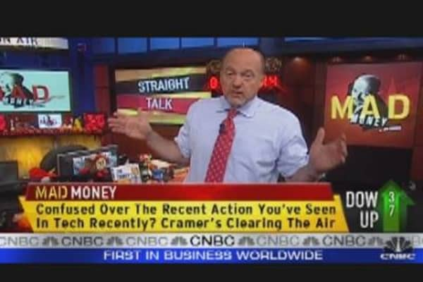 Cramer's Tech Talk