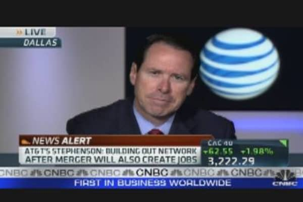 AT&T CEO: Bringing Call Centers to U.S.