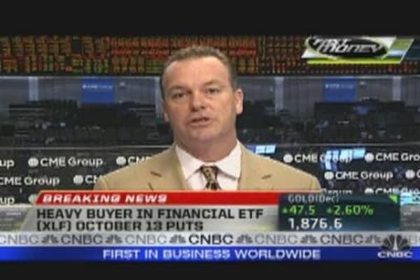 Financials Lead Losses on Fannie Suit