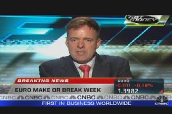 Euro: Make or Break Week