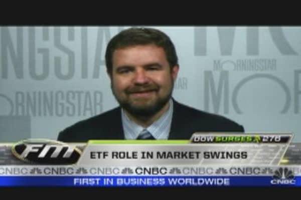 Are Wacky ETFs Causing the Volatility?