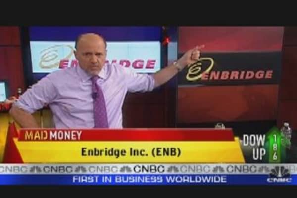 Enbridge: The Pipeline Play