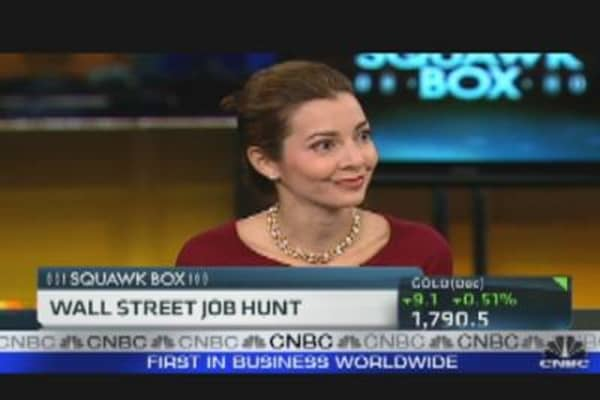 Wall Street's Hedgehunter on Layoffs