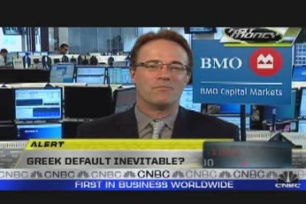 Greek Default Inevitable?