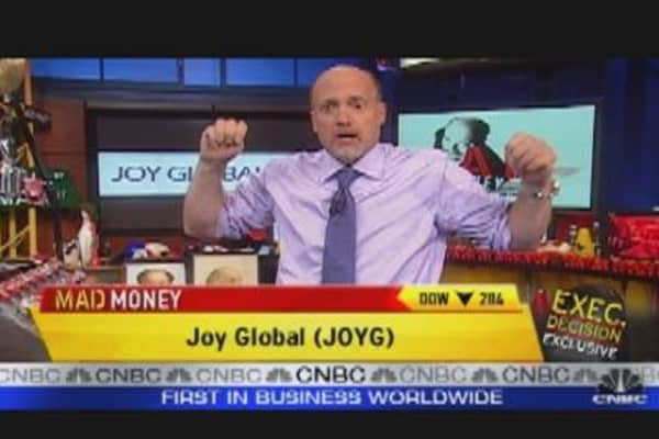 JOYG Gets Crushed by Coal  Forecast