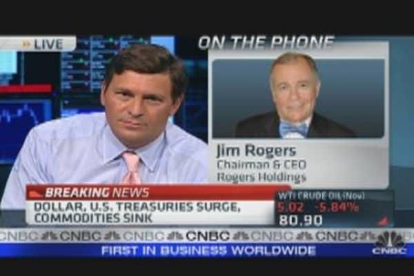 Jim Rogers on Brazil's Trade War