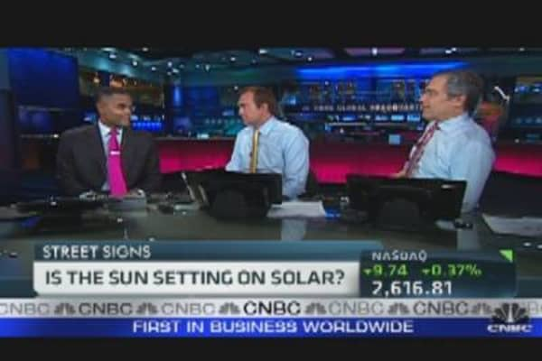 Solar News: Solyndra & First Solar