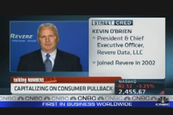 Talking Numbers: Consumer Pullback