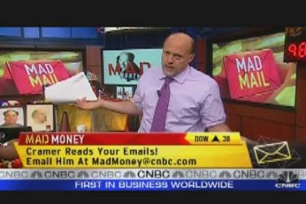 Homework & Mad Money Mail