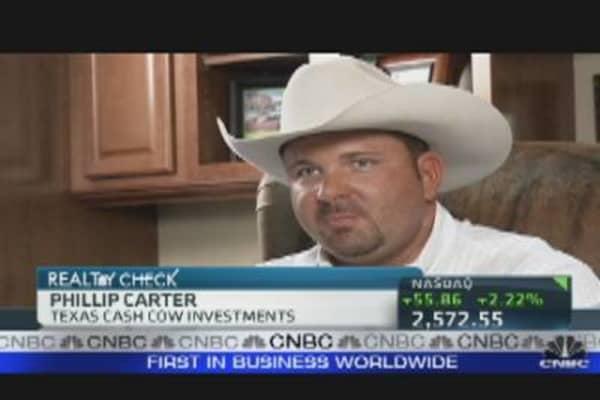 Texas Foreclosure Cash Cow