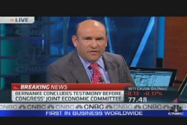 China's Currency Undervalued: Bernanke