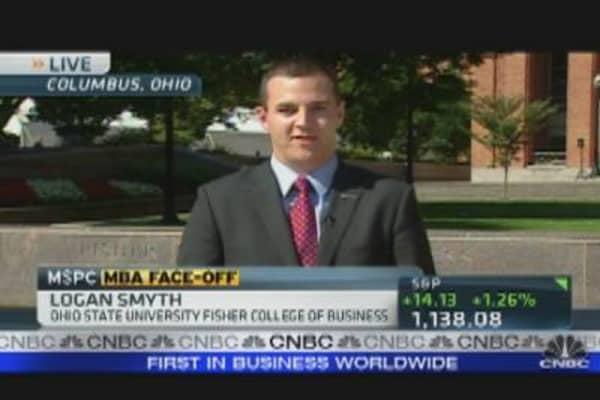 Million Dollar Portfolio Challenge MBA Face-Off