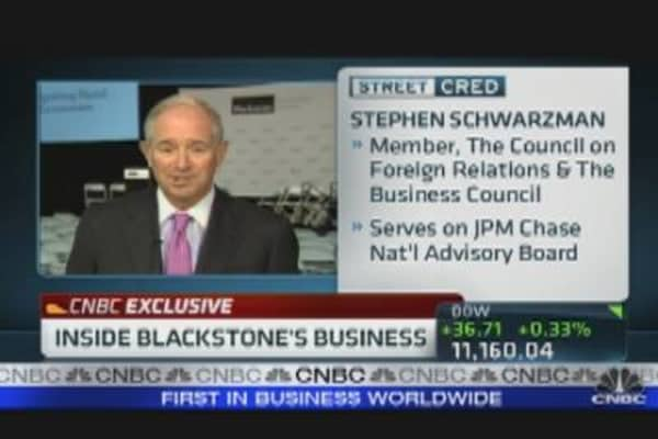 Inside Blackstone's Business