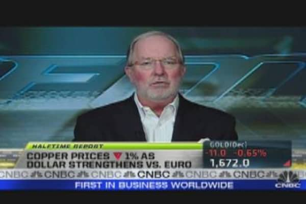Dennis Gartman Talks Commodities