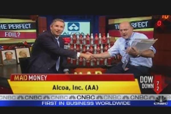 Alcoa CEO & the Economy