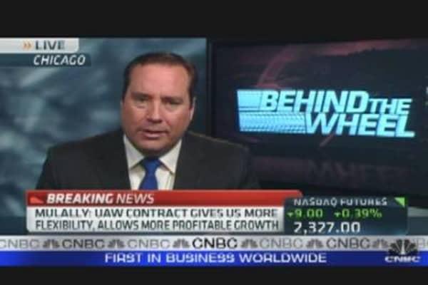 Ford & UAW Deal & Delorean's Electric Future