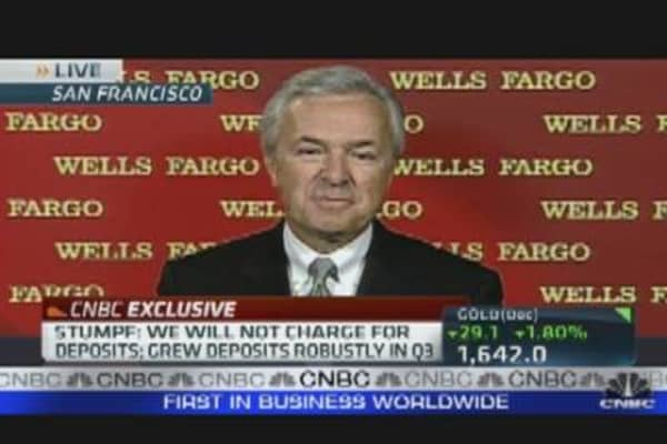 Wells Fargo CEO Speaks Out