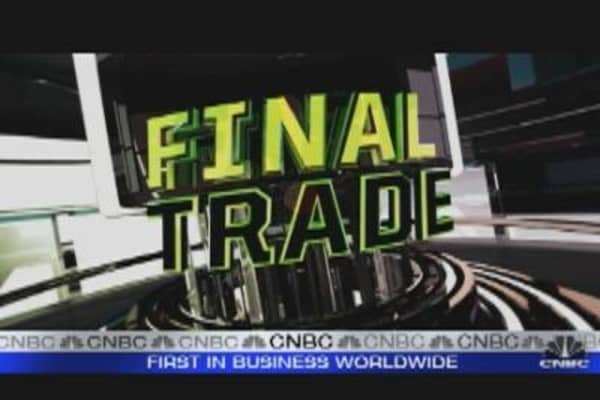 Final Trade: EK in Finance Talks