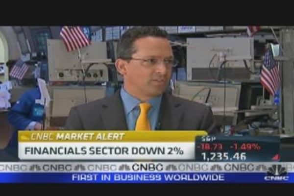 Stocks Take Hit on Euro News