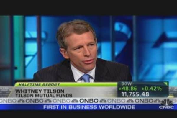 Trading Whitney Tilson's Portfolio