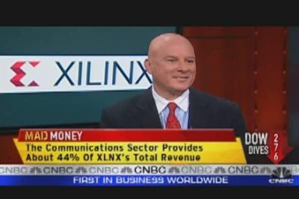 Cramer: Seasonal Tech Play with XLNX