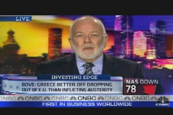 Bove on U.S. Banks