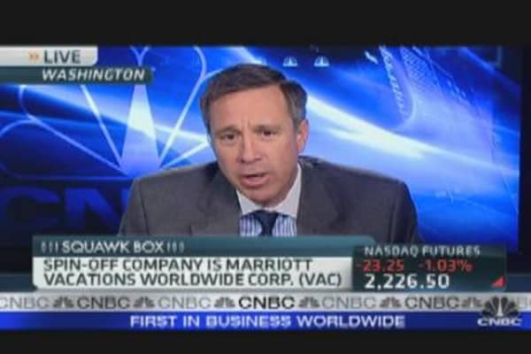 Marriott Completes Spin-Off