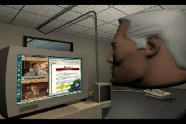 2000 Enron Concept of Video Conferencing