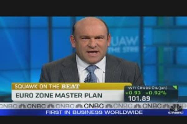 Euro Zone Master Plan