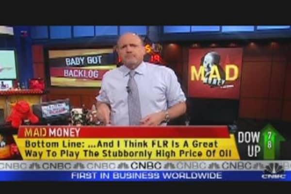 Fluor: Profits from High Oil Prices