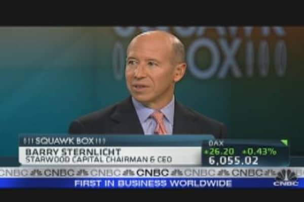 Starwood Capital CEO on Spending