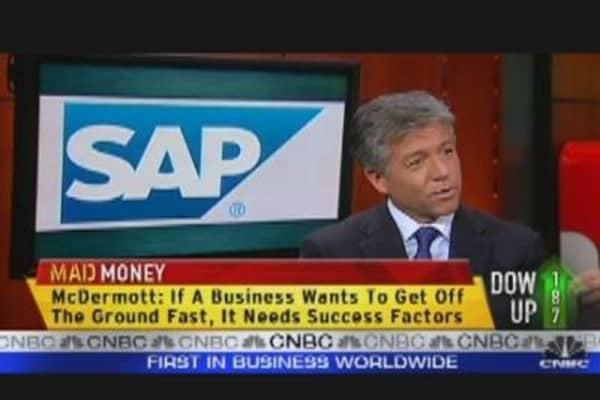 Executive Decision: SAP Shows Its Savvy