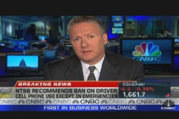 Ban All Devices From Cars: NTSB