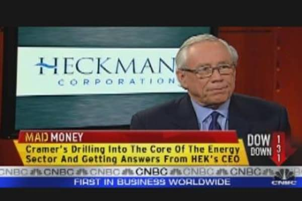 Water Works: Heckmann Corp.