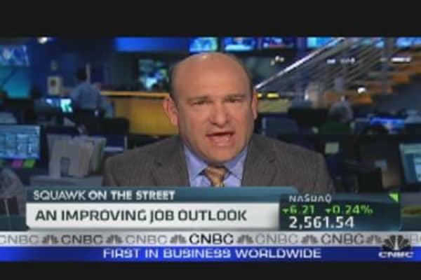 An Improving Job Outlook?