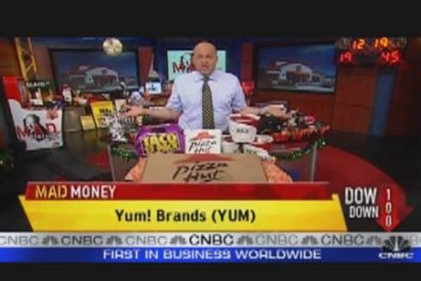 Yum Brands: Great Growth Story