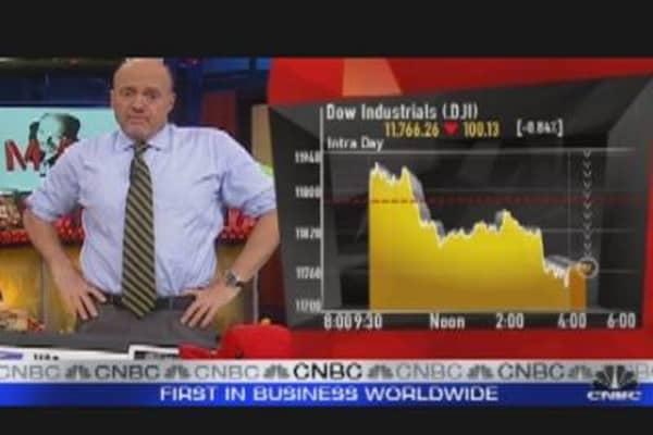 Cramer: Cash in on Covidien Break Up.