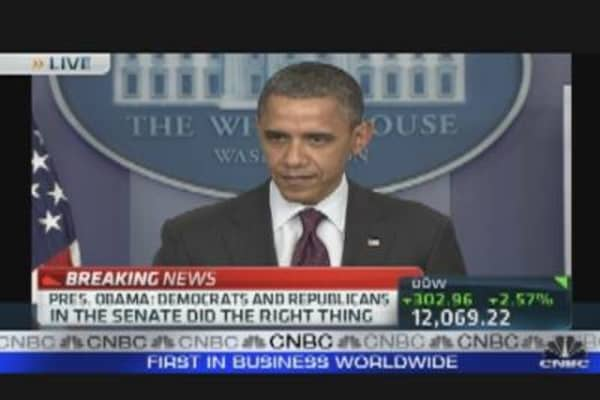 Breaking News: Obama on Payroll Tax Fight