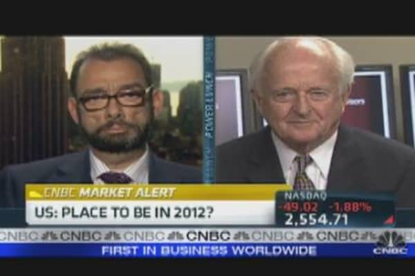 Forecasting 2012 Global Markets