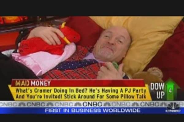 Cramer: No More Sleepless Nights
