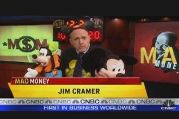 Cramer: Celebrate Disney Stock this Season