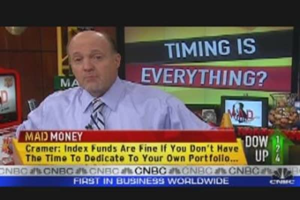 Mad Money Markets: Timing is Everything