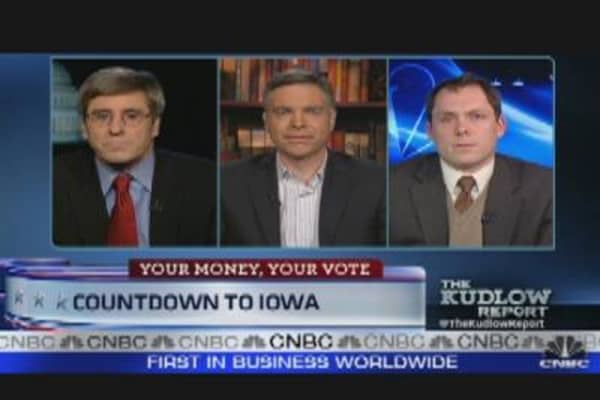 Countdown to Iowa