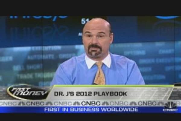 Dr J's Top 5 Predictions for 2012