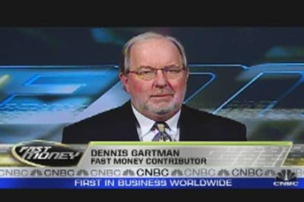 Gartman: Impressed with Grains & Near Bullish on Gold