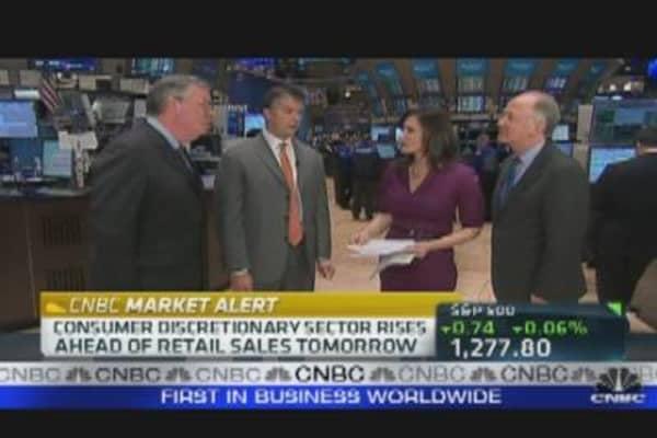 Will Europe Derail U.S. Markets in 2012?