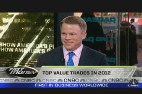 Top Value Trades in 2012