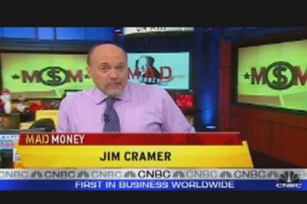 Cramer's Earnings Parade